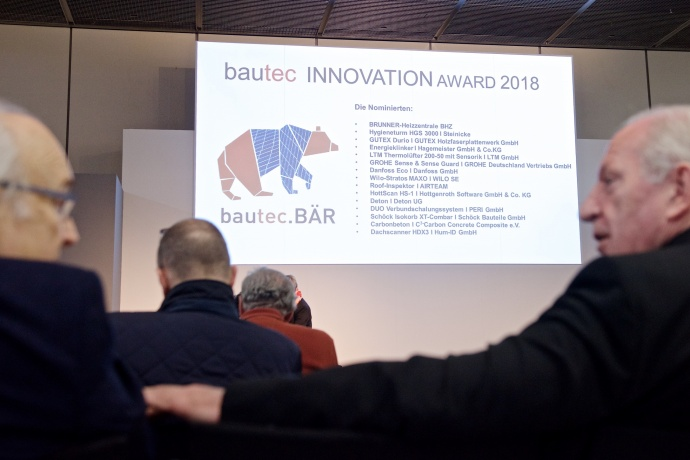 bautec.INNOVATION AWARD